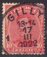 138 Type I Gilly - 1915-1920 Alberto I