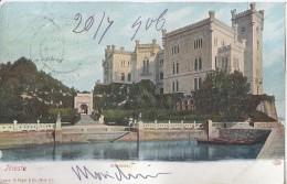 TRIESTE 1906 - Miramar - Trieste