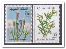 Marokko 1980, Postfris MNH, Plants - Marokko (1956-...)