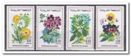 Marokko 1975, Postfris MNH, Flowers - Marokko (1956-...)
