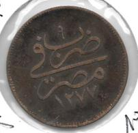 *egypte 10 Para Ah 1277/9  Vf+ - Egypte