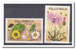 Marokko 1973, Postfris MNH, Flowers - Marokko (1956-...)