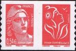 France Autoadhésif N°   96 P ** Ou 3977 P - Paire Du Carnet Lamouche Gandon - Francia