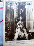 Le Patriote Illustré N°8 Du 21/02/1932 Fosses Achet Manchourie Vatican Lake Placid Sumatra Colombo Puy Bort Dungkopf - Collezioni