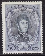 Argentina #642 F-VF Mint NH ** San Martin - Argentina