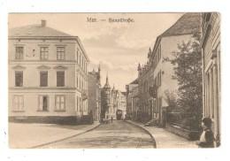 CPA ALLEMAGNE  IDAR , Hauptstrasse  1910 - Idar Oberstein