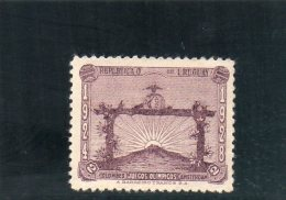 URUGUAY 1928 * - Uruguay