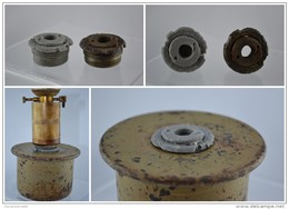 REPRODUCTION  Raccord Montage Allumeur  Pour Mine A 200 - Allemand - Militaria
