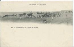 COTE DES SOMALIE - Rade De Djibouti - Somalia