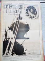 Le Patriote Illustré N°40 Du 02/10/1932 Bruxelles Liège Huy Anderlecht Erasme Hongrie Bermudes Beebe Wallonie Genève - Collections