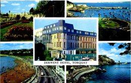 DEVON - TORQUAY - DERWENT HOTEL   Dv763 - Torquay