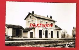 Orne - REMALARD BELLOU - La Gare ... - Remalard