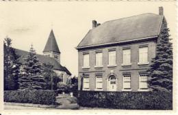 Sint-Jozef-Olen Kerk Met Pastorie - Olen
