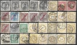 _6R-994: Restje Van 32 Zegels  : Diversen...... Om Verder Uit Te Zoeken... Enkele Met Kleine Gebreken... - Portugal