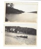 2  Photos  Belon ( Rozbras )    7,2 X 11,5 Cm ( Visuel 6,2 X 10,5 ) 16 Juillet 1933 - Photos