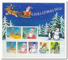 Engeland 2012, Postfris MNH, Christmas - 1952-.... (Elisabetta II)