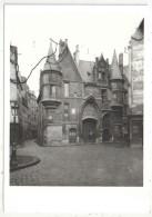 75 - PARIS 4 - Hôtel De Sens - Photo D'Eugène ATGET En 1899 - Paris (04)