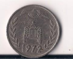 ARGELIA 1 DINAR 1972 - Argelia