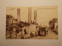 Carte Postale - NIMES (30) - Les Trois Piliers Romains (460) - Nîmes