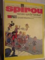 CLIP516 : Page Dessinée NATACHA WALTHERY SPECIAL HEROINES   /  Revue Tintin Ou Spirou Années 60/70 , Puis Plastifiée Par - Natacha