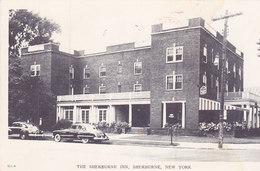 The Sherburne Inn, Sherburne, New York (oldtimer, 1954) - NY - New York