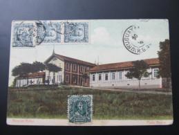 AK PORTO ALEGRE Hospital Militar 1918  /// D*20487 - Porto Alegre