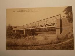 Carte Postale - LES MARTRES DE VEYRE (63) - Pont De Mirafleur (473) - Autres Communes