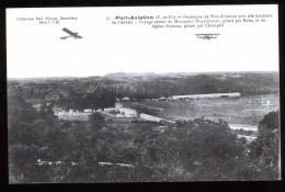 91 Essonne Juvisy 25 Panorama De Port Aviation Pris Des Hauteurs De Piédefer Voyage Aérien Du Monoplan Duperdussin Pilot - Juvisy-sur-Orge