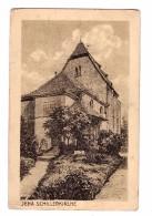 Allemagne Jena Schillerkirche Illustration Illustrateur - Jena