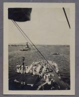 Istanbul Constantinople Battleship H.M.S.  Iron Duke    1921y.  Photo  C363 - Turchia