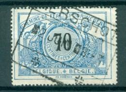 "BELGIE - OBP Nr TR 23 - Cachet  ""AERSCHOT"" - (ref. AD-4385) - Chemins De Fer"