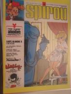 CLIP516 : Page Dessinée NATACHA Par WALTHERY    /  Revue Tintin Ou Spirou Années 60/70 , Puis Plastifiée Par Mes Soins P - Natacha