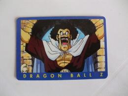 Card Dragon Ball Z Sr. Satan - Dragonball Z