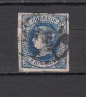 1864    EDIFIL  Nº 68 - 1850-68 Reino: Isabel II