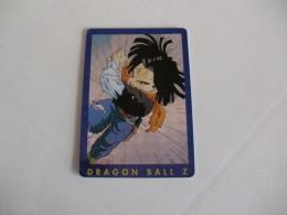 Card Dragon Ball Z A-17 - Dragonball Z