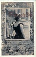 Jolie Fille /young Lady - Jeune Femme Artiste BRESIL Par Reutlinger / Théatre  Paris 1904 - Artiesten