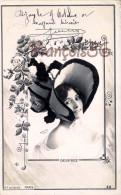 Jolie Fille /young Lady - Jeune Femme Artiste DESPREZ Par Reutlinger / Paris Théatre 1902 - Artiesten
