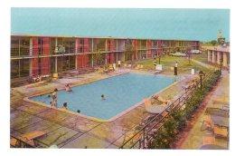 REF 248: CPSM U.S.A. FORTH WORTH TEXAS Holiday Inn - Fort Worth