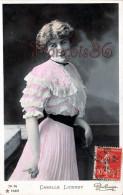 CPA Jolie Fille / Frau / Lady - Jeune Femme Artiste Camille Liceney / Reutlinger Théatre  Paris 1904 - Artiesten