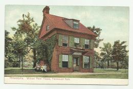 PHILADELPHIA WILLIAM PENN HOUSE, FAIRMONT PARK NV FP - Philadelphia