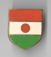 INSIGNE ECU GENDARMERIE ASSISTANCE TECHNIQUE AU NIGER  - DRAGO PARIS - Police & Gendarmerie