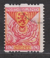 NVPH Nederland Netherlands Pays Bas Niederlande Holanda 73 Used ; Roltanding, Syncopated, Syncope, Sincopado - Postzegelboekjes En Roltandingzegels