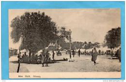 YEMEN-ADEN-shaik Othman-la Place Animée-années 1900-10- - Yémen