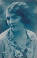 AK Frauenporträt - Bleuet Paris - 1924 (22882) - Non Classés