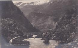 Noorwegen Norway Norge Naerodalen Mot Stalheim CPA Postcard Brevkort Postkort Scandinavia Skandinavien Norden - Norvège