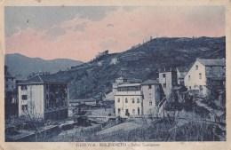 CARTOLINA DI GENOVA - BOLZANETO - SALITA GEMIGNANO - Genova (Genua)
