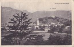 CARTOLINA DI BESANO - VARESE - 1930 - Varese