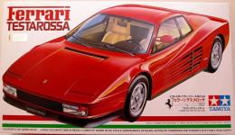 Ferrari Testarossa 1/24 ( Tamiya ) - Cars