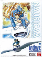 Möwe With Nausicaa 1/20  ( Bandai / Studio Ghibli ) - SF & Robots