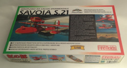 Savoia S.21   1/48 ( Finemolds ) - Airplanes